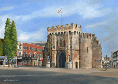 The Bargate Southampton