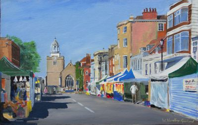 Lymington Market