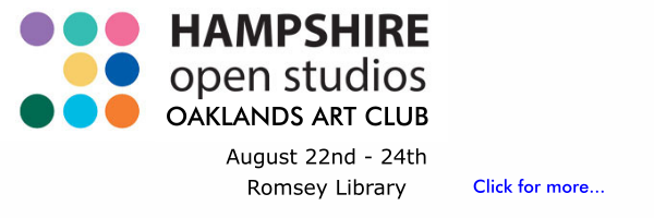 Hampshire Open Studios 2019