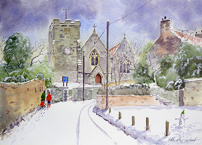 St Mary's Eling